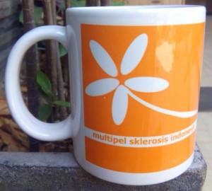 Cangkir/mug bergambar logo YMSI